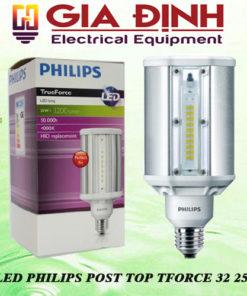 Đèn Led Philips Post Top Tforce 32 25W