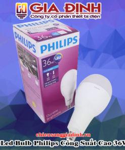 Đèn LedBulb Philips Công Suất Cao 36W