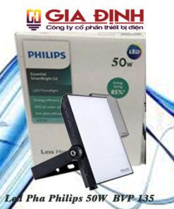 Đèn LED pha Philips 50W BVP 135