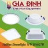 Đèn Led Philips Downlight 15W DN027B