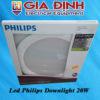Đèn Led Philips Downlight 20W DN027C