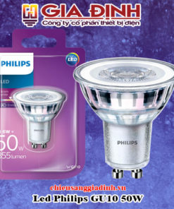 đèn led Philips GU10 50W