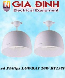 đèn Led Philips LOWBAY 20W BY158P