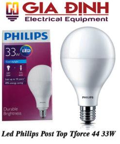 đèn Led Philips Post Top Tforce 44 33W