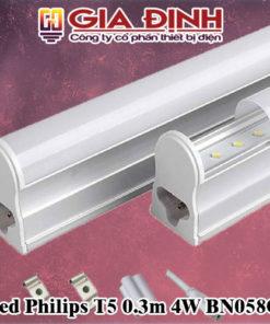 Đèn Led Philips T5 0.3m 4W BN058C