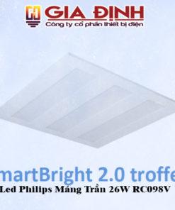 đèn Led Philips Máng Trần 26W RC098V