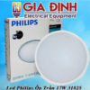 đèn led Philips ốp trần 17W 31825