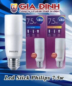 đèn Led Stick Philips 7.5w