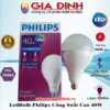 Đèn LedBulb Philips Công Suất Cao 40W