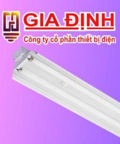 đèn Led Duhal công nghiệp chóa sơn tĩnh điện 28W