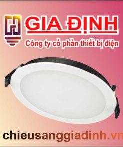 Đèn LED paragon Downlight 7W đổi màu PRDMM104L7