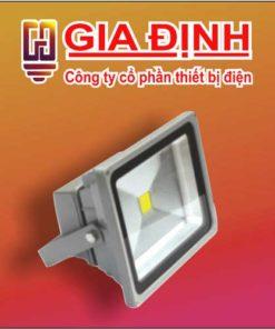 Đèn LED pha paragon 80w
