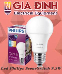 đèn Led Philips SceneSwitch 9.5W