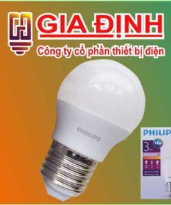 Đèn Led Philips Bulb 3W Essential