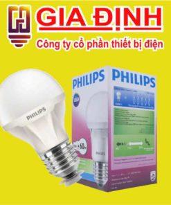 Đèn Led Philips Bulb 6W Ecobright