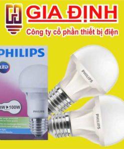 Đèn Led Philips Bulb 8W Ecobright