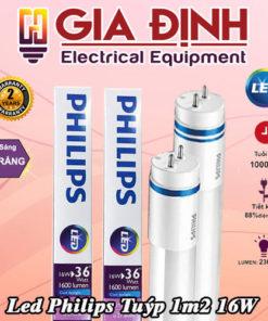 Đèn Led Philips Tuýp 1m2 16W