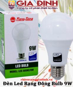 đèn led Rạng Đông Bulb 9W