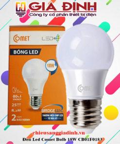 Đèn Led Comet Bulb 18W CB01F0183