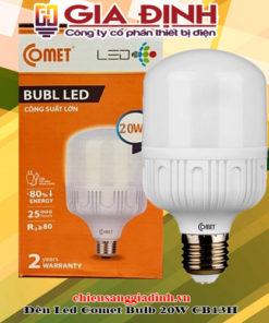 Đèn Led Comet Bulb 20W CB13H