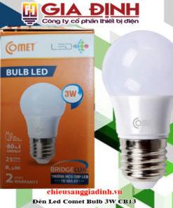 Đèn Led Comet Bulb 3W CB13