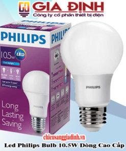Đèn LED Philips Bulb 10.5W Dòng Cao Cấp
