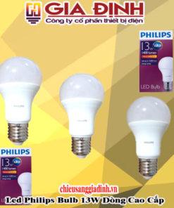 Đèn Led Philips Bulb 13W Dòng Cao Cấp