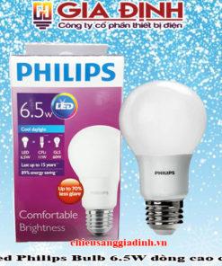 Đèn Led Philips Bulb 6.5W dòng cao cấp