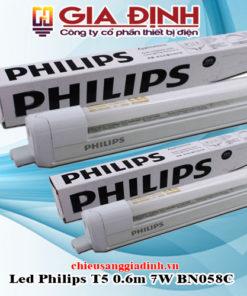 Đèn Led Philips T5 0.6m 7W BN058C