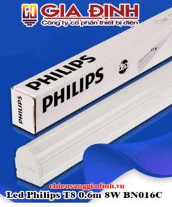 Đèn Led Philips T8 0.6m 8W BN016C