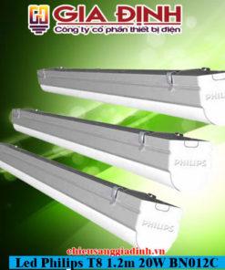 đèn Led Philips T8 1.2m 20W BN012C