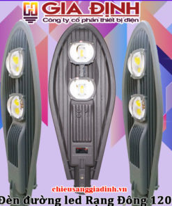 Đèn đường LED Rạng Đông 120W