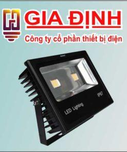 đèn led Duhal pha 200W