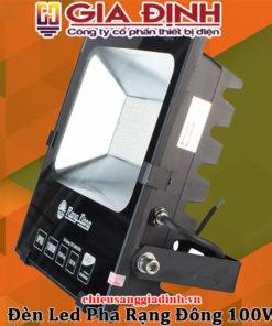 Đèn LED pha Rạng Đông 100W