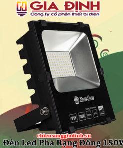 Đèn LED pha Rạng Đông 150W