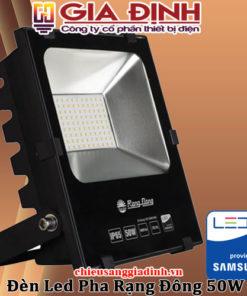 Đèn LED pha Rạng Đông 50W