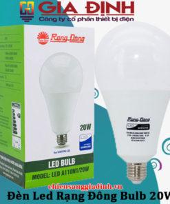 Đèn Led Rạng Đông Bulb 20W