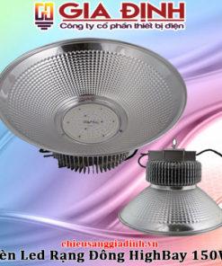 Đèn Led Rạng Đông HighBay 150W