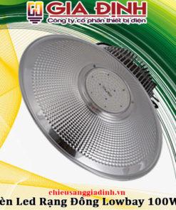 Đèn LED Rạng Đông Lowbay 100W