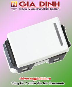 Công tắc 2 chiều đèn báo Panasonic