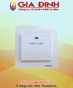 Công tắc thẻ Nanoco